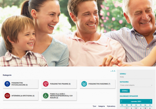 Powiatowa Interaktywna Platforma Informacyjna dla mieszkańców powiatu
